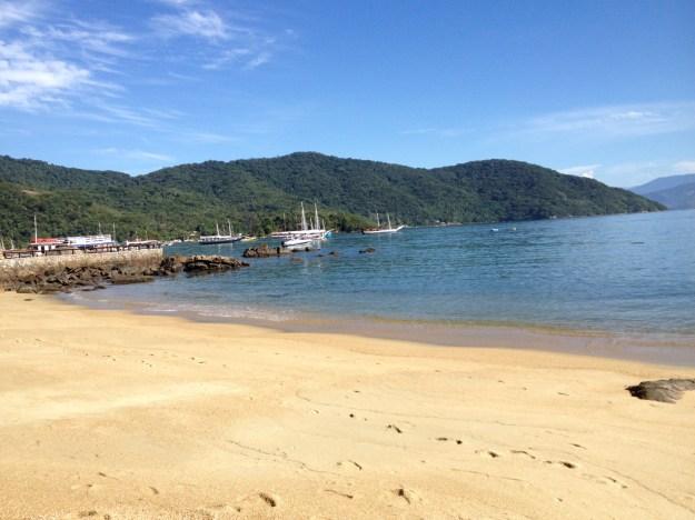 Praia da Júlia. Foto: Marcelle Ribeiro