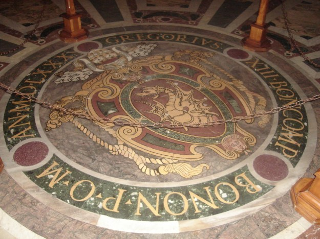 Basílica de São Pedro, no Vaticano. Foto: Marcelle Ribeiro