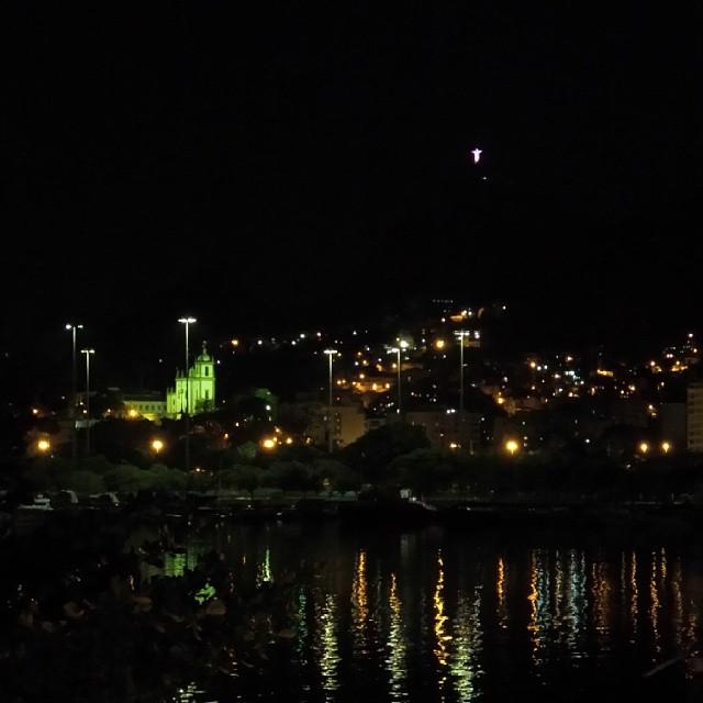 A vista do Samba Luzia. Foto: Marcelle Ribeiro