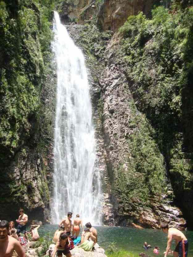cachoeira do segredo chapada dos veadeiros