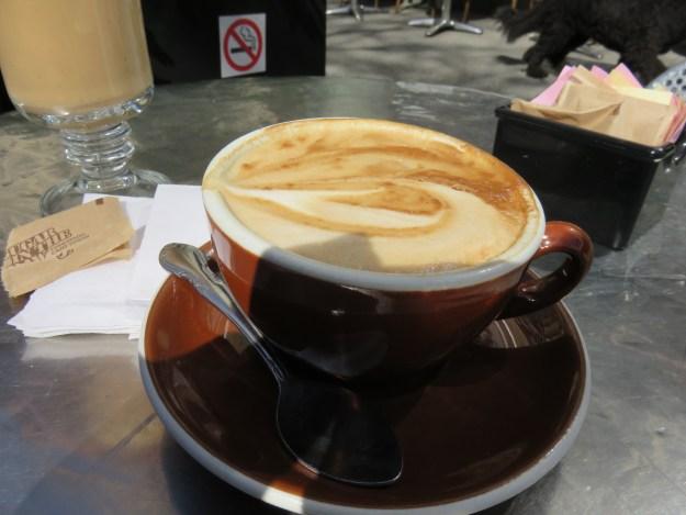 Caffe Roma. Foto: Marcelle Ribeiro