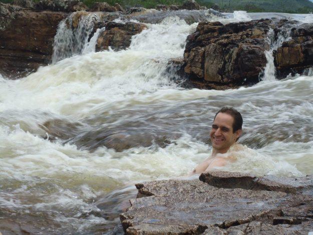 parque nacional chapada dos veadeiros piscina natural