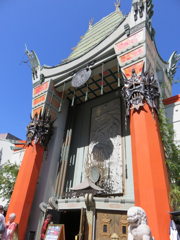 The Grauman's Chinese Theatre. Foto: Marcelle Ribeiro