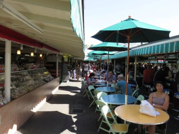Farmer's Market de Los Angeles. Foto: Marcelle Ribeiro