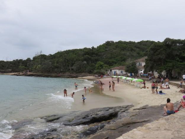 Praia de Azeda, em Búzios. Foto: Marcelle Ribeiro