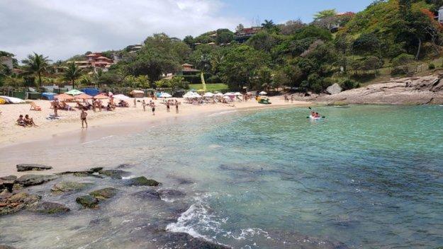 praia ferradurinha roteiro buzios
