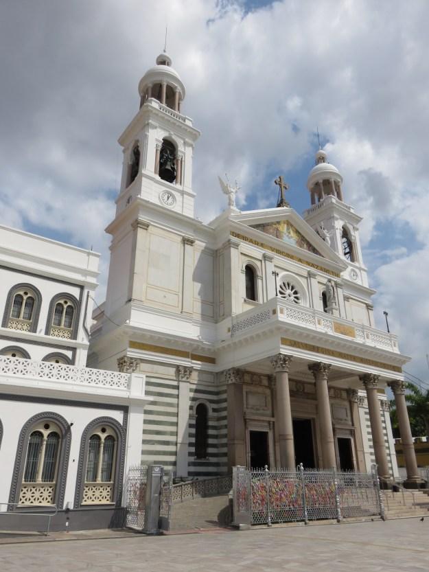 Basílica de Nazaré, em Belém. Foto: Marcelle Ribeiro.