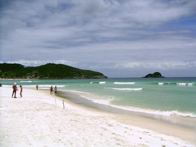 praia grande praias de arraial do cabo