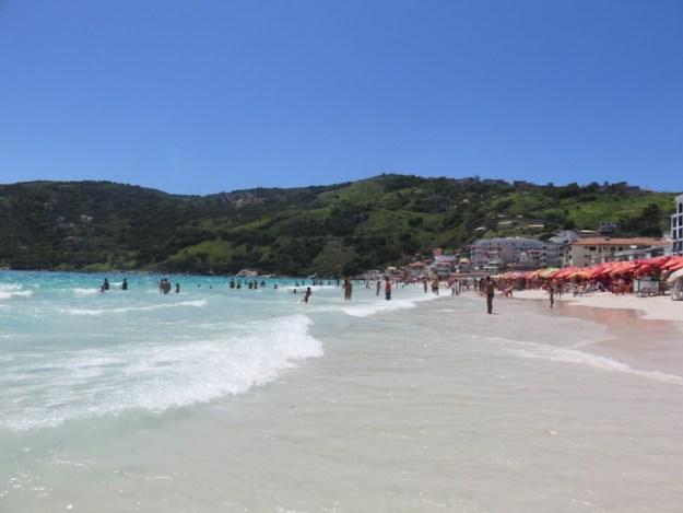 prainha praias de arraial do cabo