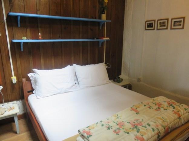 Pousada Regina Guest House, na Praia do Rosa. Foto: Marcelle Ribeiro