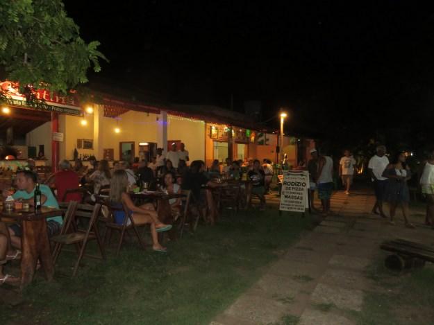 Centrinho de Barra Grande na baixa temporada. Foto: Marcelle Ribeiro.