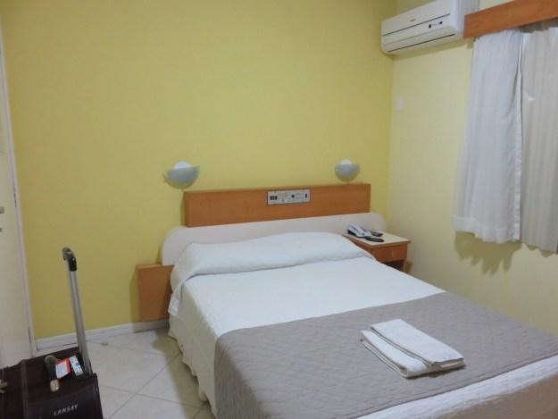Hotel Itália, em Balneário Camboriú. Foto: Marcelle Ribeiro