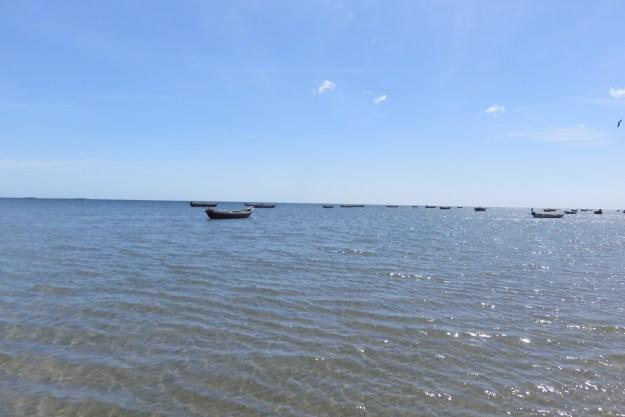 Praia da Barrinha. Foto: Marcelle Ribeiro.