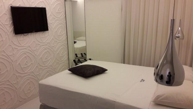 Bianca Praia Hotel, em Recife. Foto: Marcelle Ribeiro.