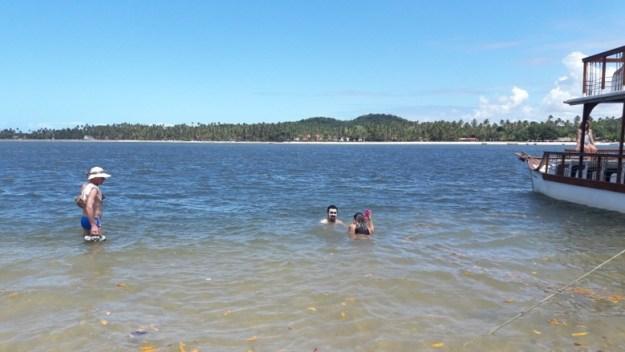 parada em tamandaré para banho de argila o que fazer na praia dos carneiros