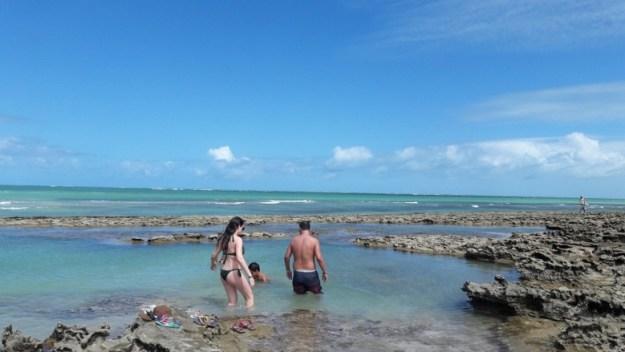 piscinas naturais na praia dos carneiros o que fazer na praia dos carneiros