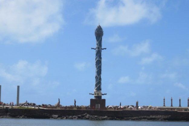 centro historico de recife parque esculturas