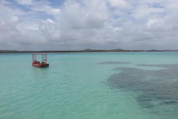A linda piscina natural de Japaratinga. Foto: Marcelle Ribeiro