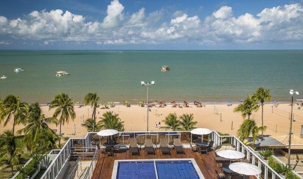 onde ficar em joão pessoa laguna praia hotel