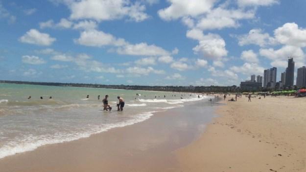 onde ficar em joão pessoa praia tambau