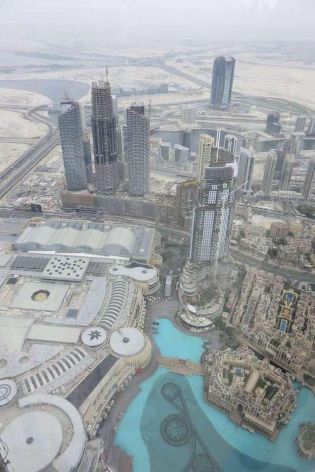urj Khalifa onde ficar em dubai