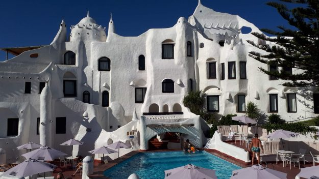 Casapueblo piscina hotel