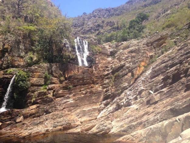 cachoeiras na serra do cipo cachoeira andorinhas