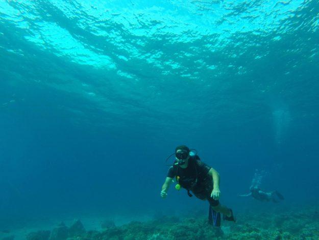Gili Trawangan viagem mergulho