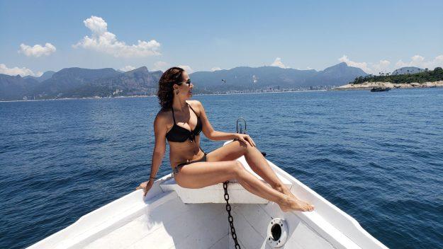 barco ilhas cagarras