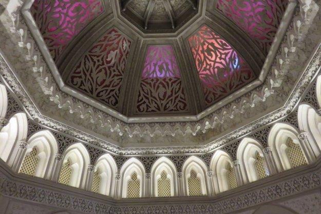 O que fazer em Sintra Palácio de Monserrate cúpula