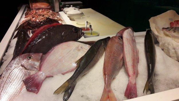 Pescados Satyricon restaurante rj