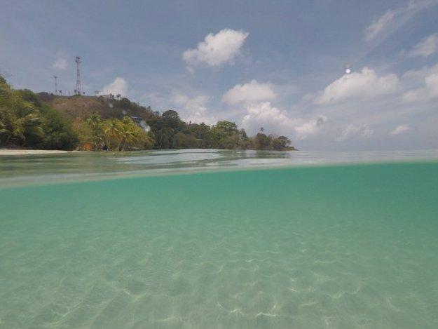 ilha de providencia agua dulce