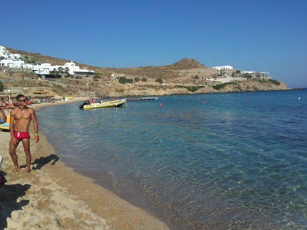 Mykonos, Grécia, Paradise