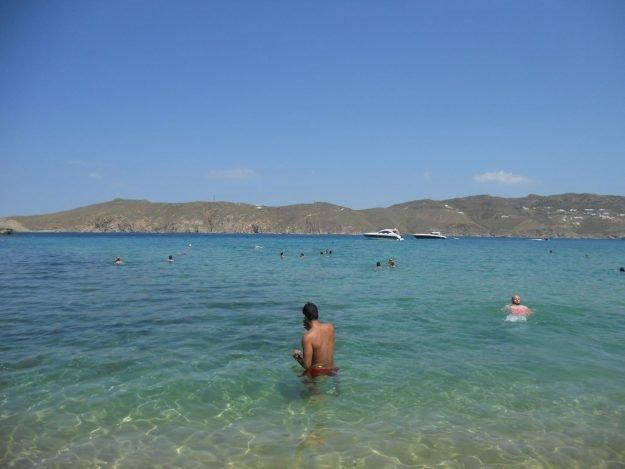 Mykonos, Grécia, Panormos