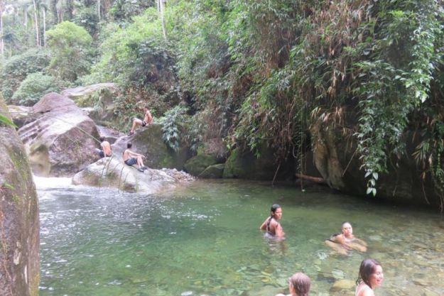 Serrinha do Alambari Poço das Esmeraldas