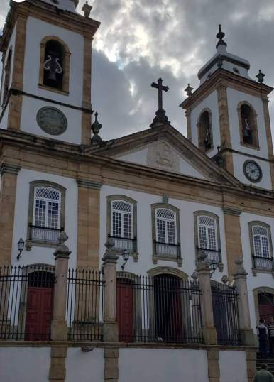 Basílica Nossa Senhora do Pilar o que fazer em São João del Rei