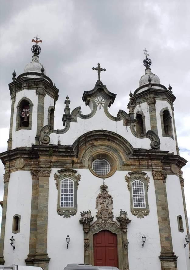 Igreja Nossa Senhora do Rosárioo que fazer em São João del Rei