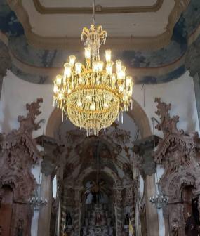 lustre igreja o que fazer em São João del Rei