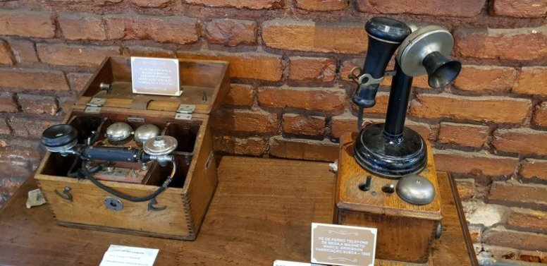 telefones museu ferroviário o que fazer em São João del Rei