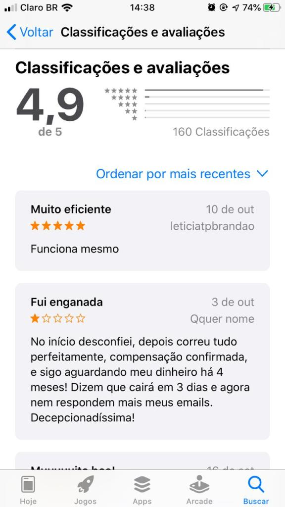 Airhelp é confiável reviews app Iphone