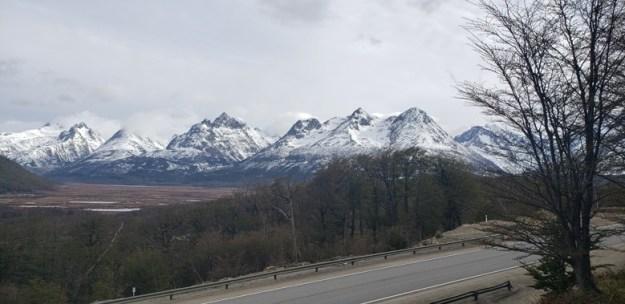 montanhas vale cabajal expedicao 4x4 ushuaia
