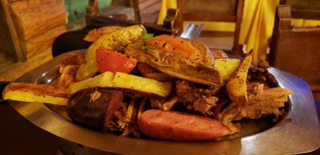 carne el quincho restaurantes em el calafate