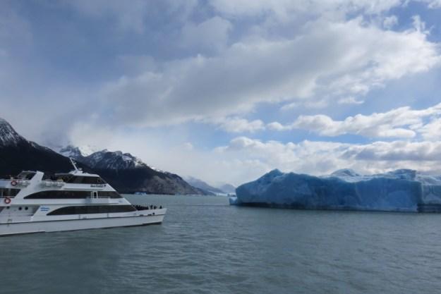 iceberg barco o que fazer em el calafate