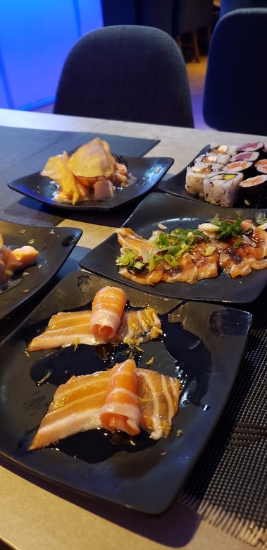 onde comer no rio de janeiro blá blá sashimis