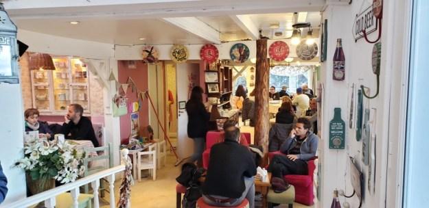 La Cabana Casa de Té restaurantes em ushuaia