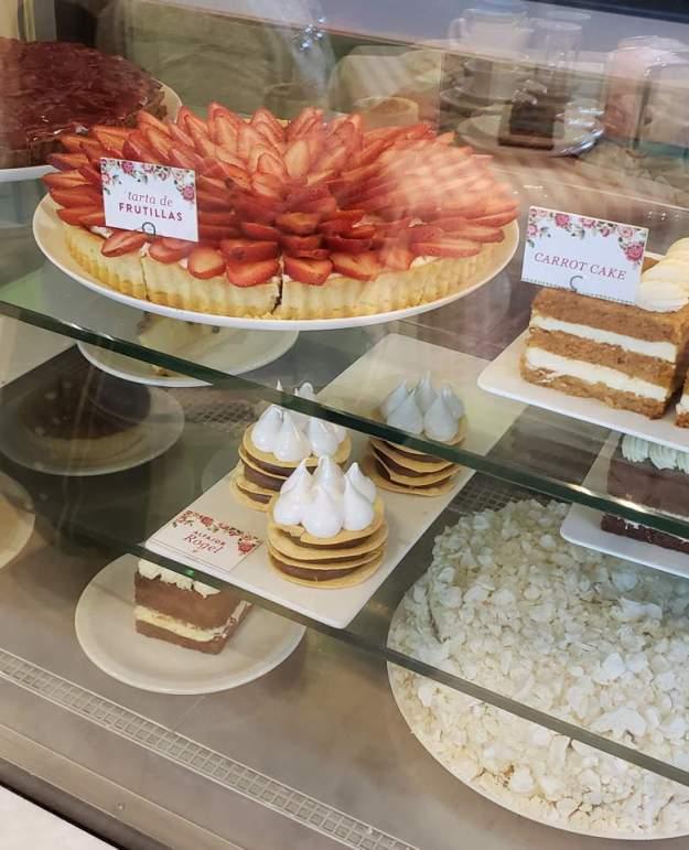 tortas la cabana restaurantes em ushuaia