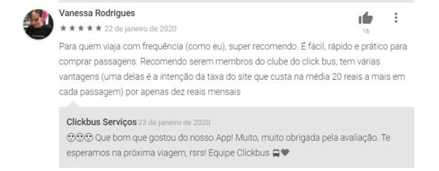 clickbus é confiável comentário app