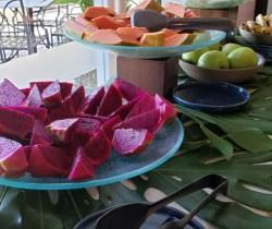 frutas diária no copacabana palace