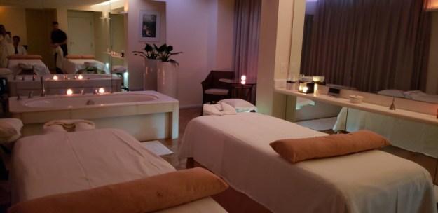 sala de massagem diária no copacabana palace