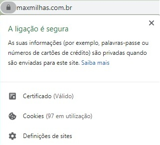 maxmilhas é confiável site seguro